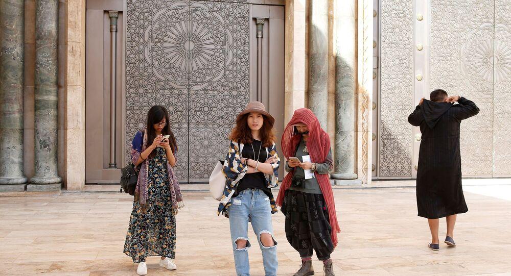 الدار اليضاء، المغرب، مايو/ أيار 2020