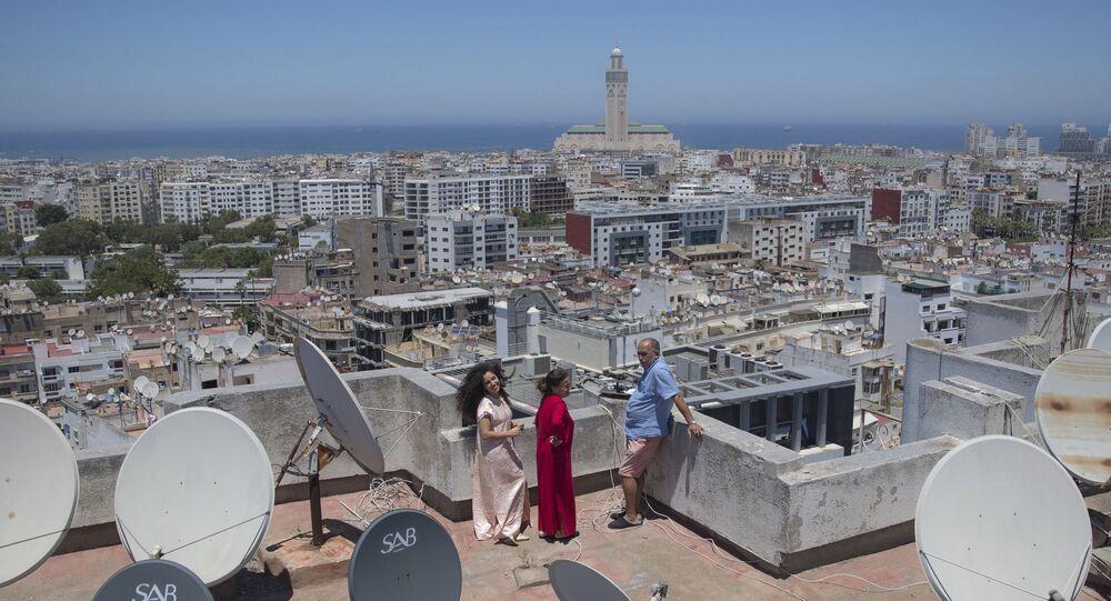 الدار البيضاء، المغرب، مايو/ أيار 2020
