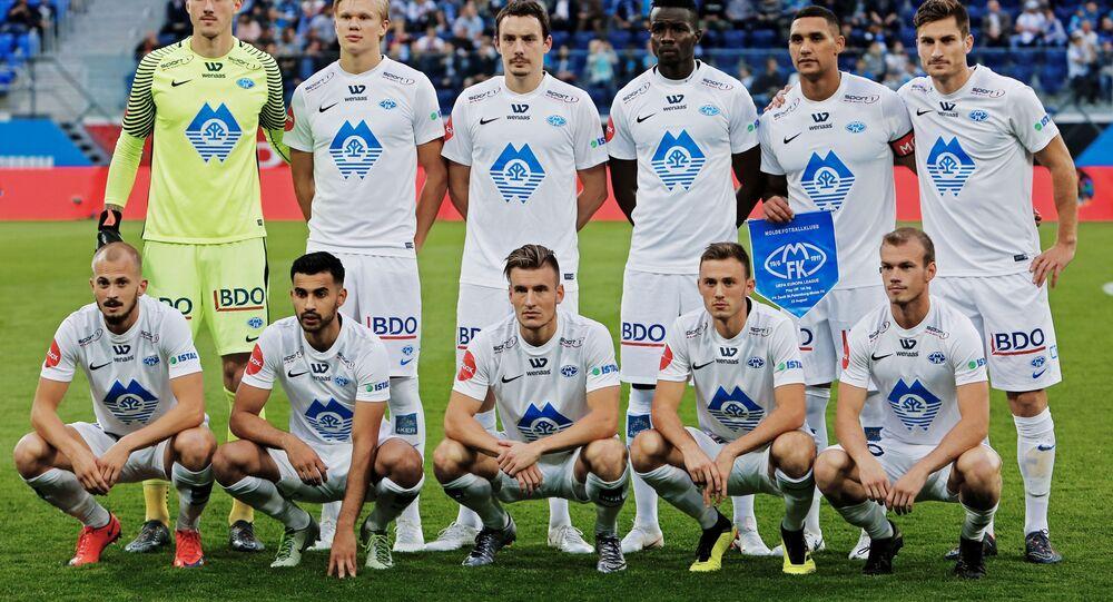 فريقمولدي النرويجي