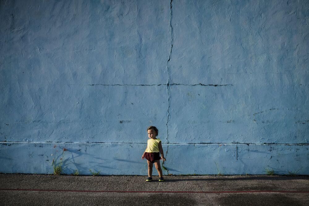 صورة بعنوان أوتيس، للمصورة أنيا إمتاج، ضمن القائمة القصيرة من مسابقة التصوير صورة الإنسانية لعام 2020