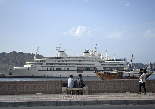 مسقط، سلطنة عمان فبراير/ شباط 2020