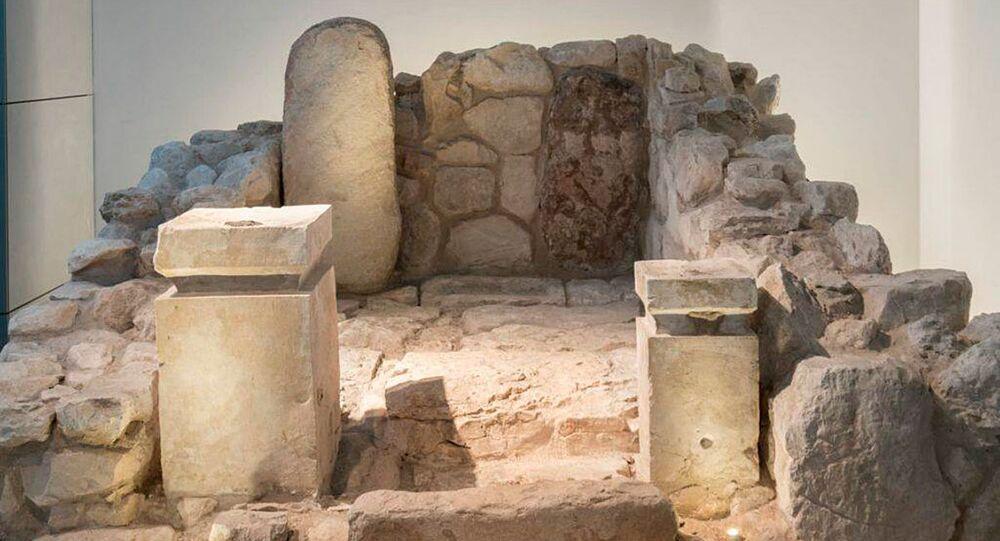 مذبح يهودي قديم