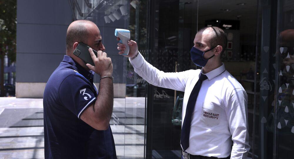 بيروت، الصحة، كورونا، لبنان 1 يونيو 2020
