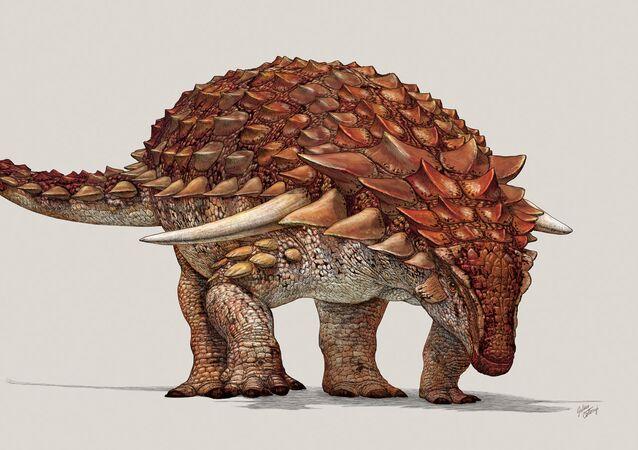 ديناصور أنكيلوصور