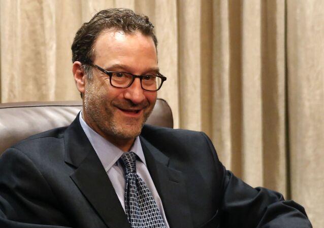 مساعد وزير الخارجية الأمريكية لشؤون الشرق الأوسط ديفيد شينكر