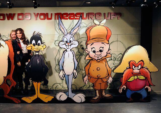 شخصيات لوني تونز الكرتونية