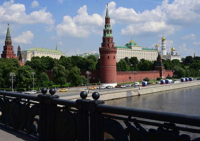 إلغاء الحجر المنزلي العزل الذاتي، و نظام التصاريح في موسكو، الكرملين، روسيا 9 يونيو 2020