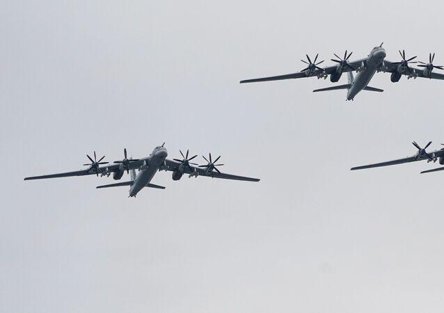حاملات الصواريخ الروسية من طراز تو-95 إم إس