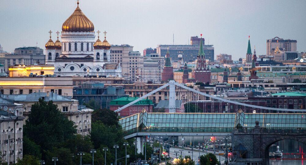 الكرملين، موسكو، روسيا يونيو 2020