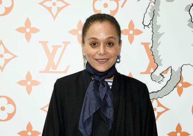 رئيسة تحرير مجلة Harper's Bazaar U.S. اللبنانية سميرة نصر، 2018