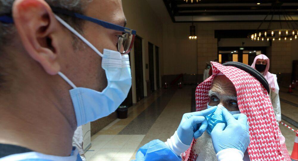 السعودية تواجه فيروس كورونا المستجد