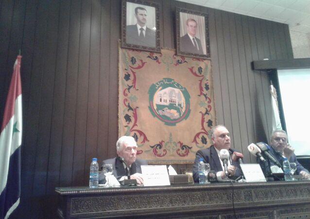 وزير التجارة السوري