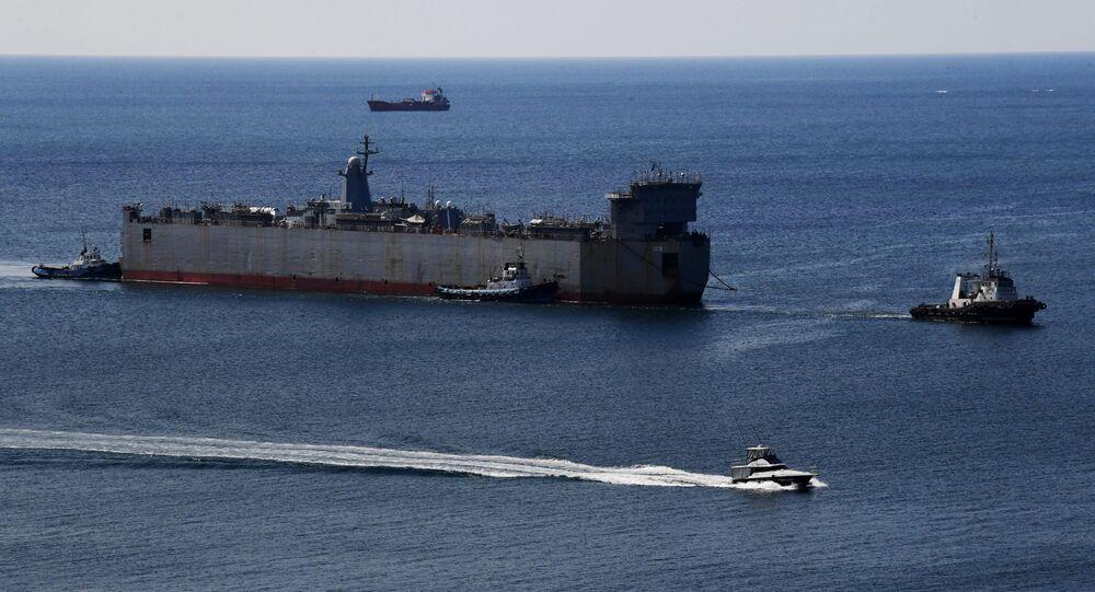 تسليم السفينة الجديدة بطل روسيا الاتحادية ألدار تسيدينجابوف من طراز كورفيت مشروع 20380 إلى فلاديسفوستوك، روسيا