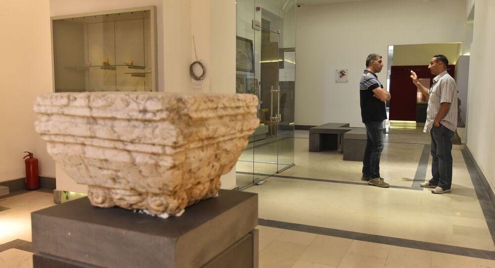 المتحف الوطني في دمشق، سوريا