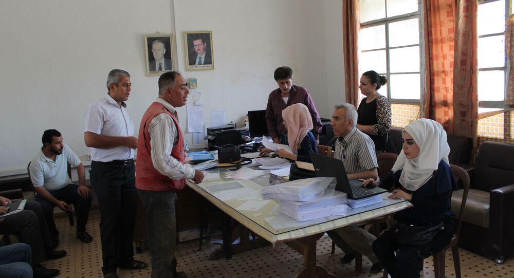 مراكز الامتحانات السورية في الحسكة