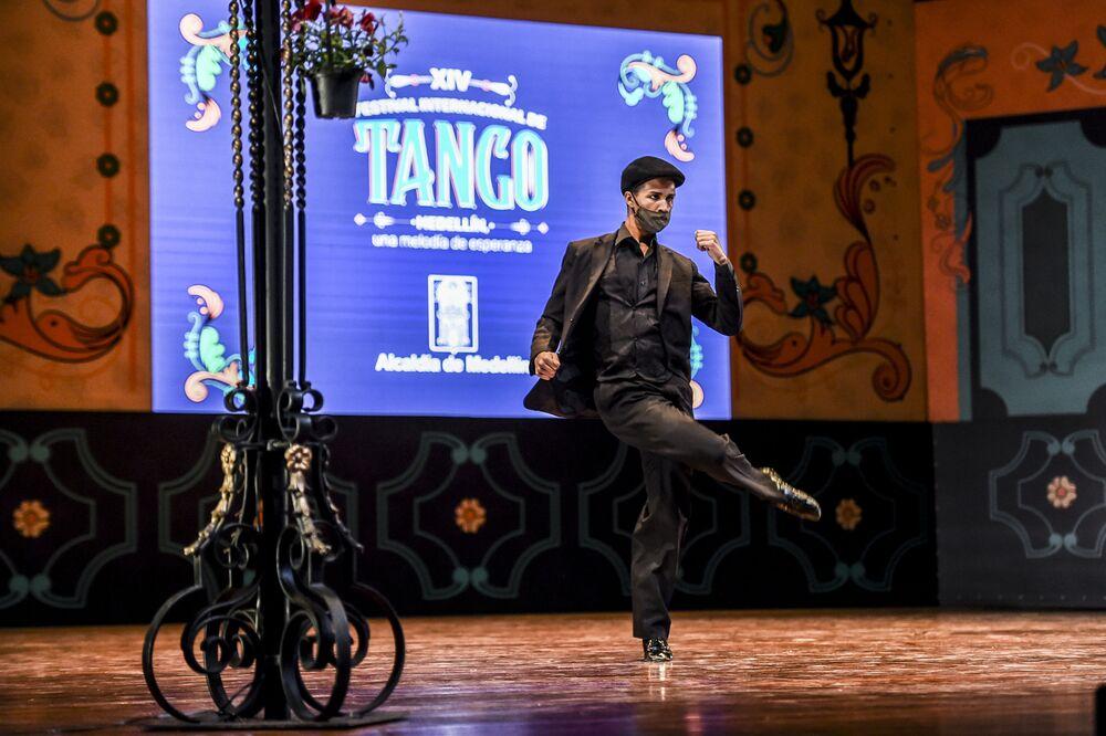 مهرجان التانغو الدولي في كولومبيا، 20 يونيو 2020