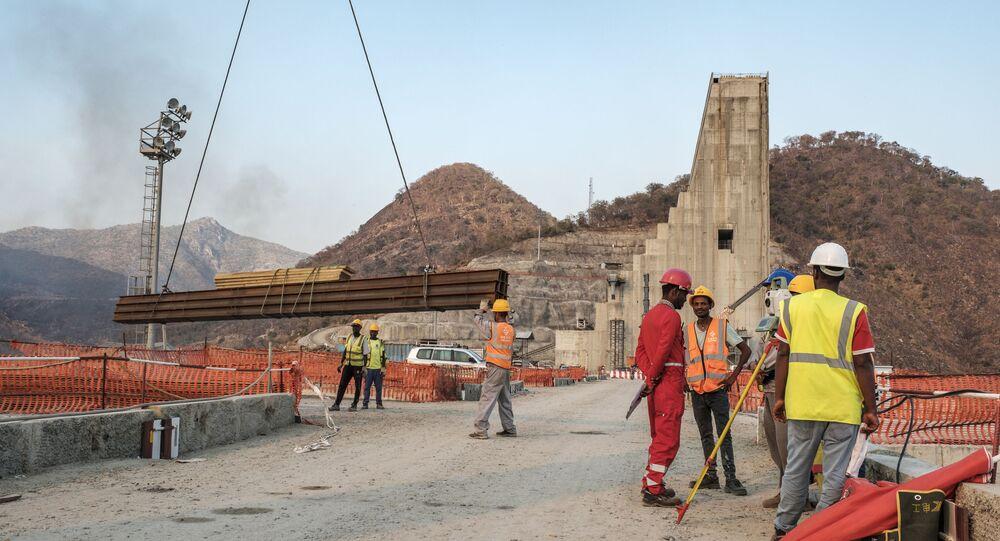 سد النهضة، إثيوبيا 2019