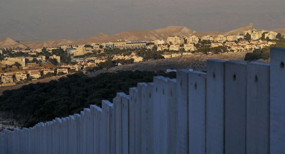 مستوطنة معال أدوميم، المستوطنات، الضفة الغربية، 22 يونيو 2020