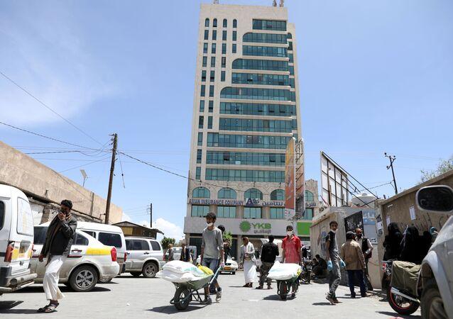 اليمن، مساعدات الأمم المتحدة، صنعاء، يونيو 2020