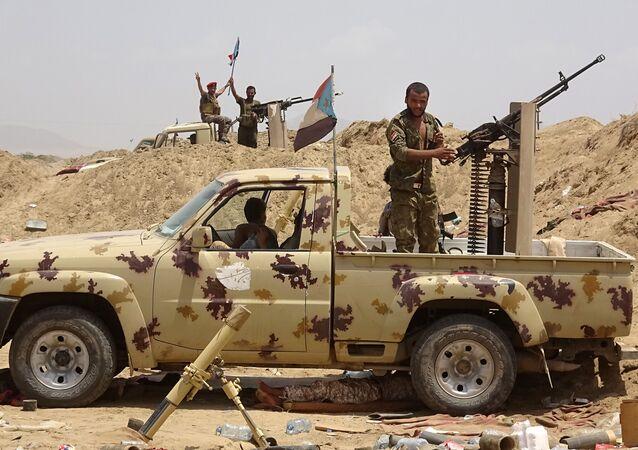 قوات المجلس الانتقالي الجنوبي، اليمن 2020