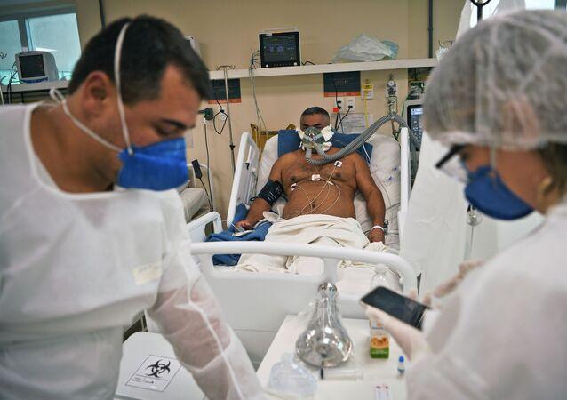 أمريكا اللاتينية بؤرة تفشي فيروس كورونا - البرازيل يونيو 2020