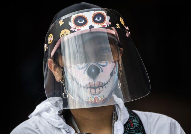 أمريكا اللاتينية بؤرة تفشي فيروس كورونا - كولومبيا يونيو 2020