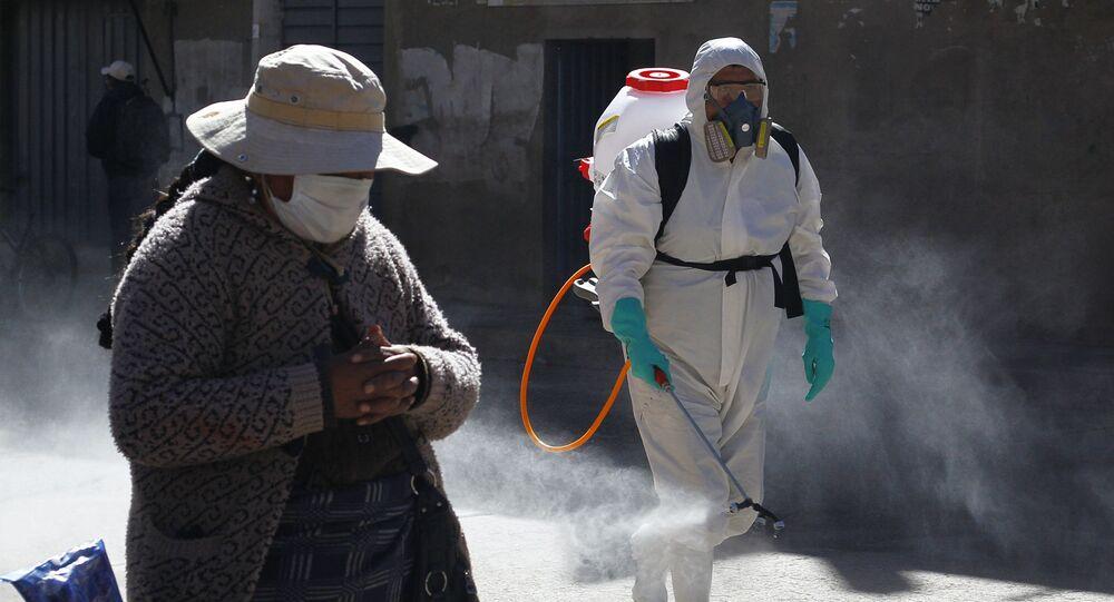 أمريكا اللاتينية بؤرة تفشي فيروس كورونا - بيرو يونيو 2020
