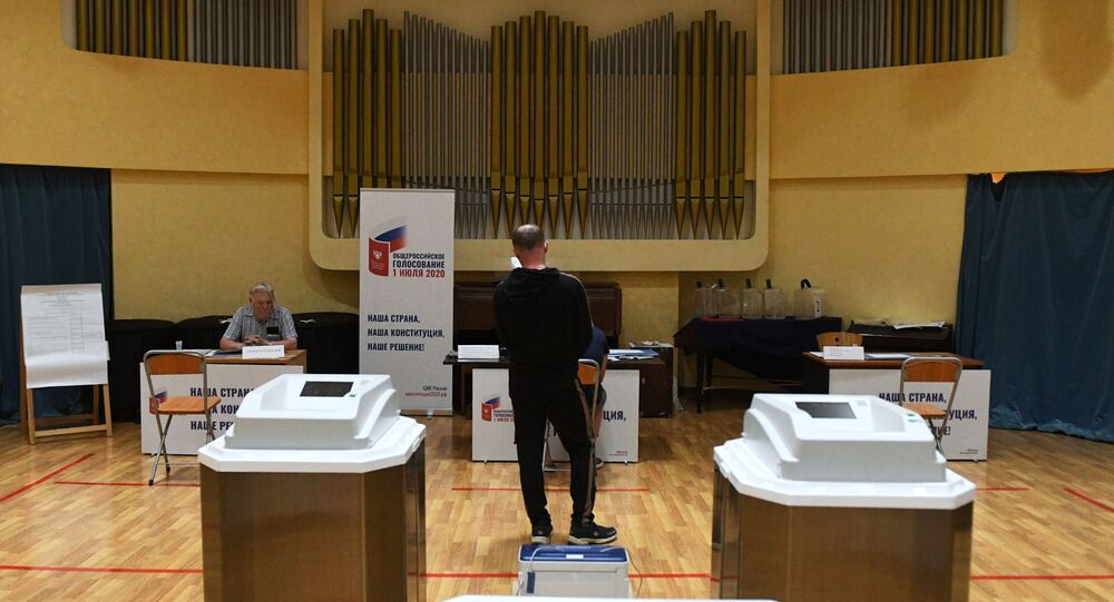 التصويت على التعديلات الدستورية لروسيا الاتحادية (25 يونيو - 1 يوليو)، روسيا