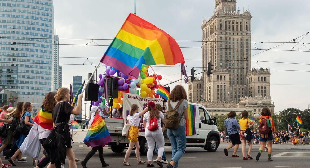 مسيرة فخر المثليين