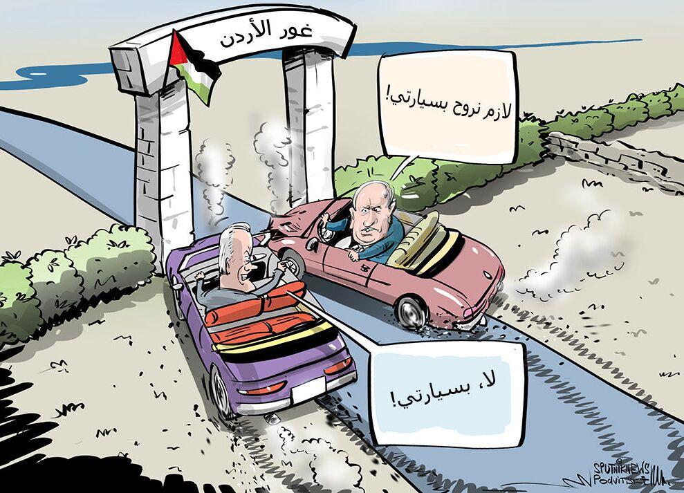 خلافات بين نتنياهو وغانتس بسبب خطة الضم