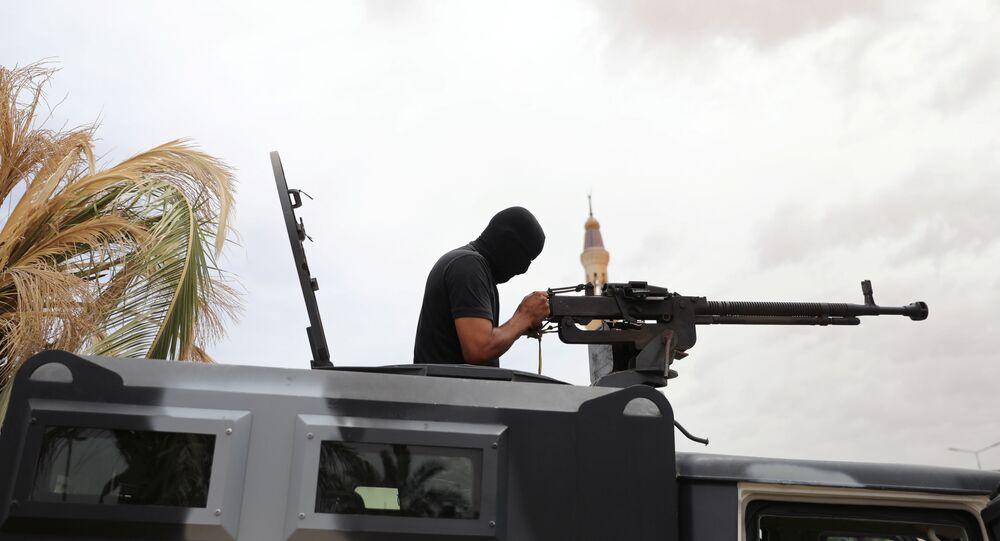 القوات الموالية لحكومة الوفاق الليبية (بقيادة فايز السراج)، ليبيا يونيو 2020