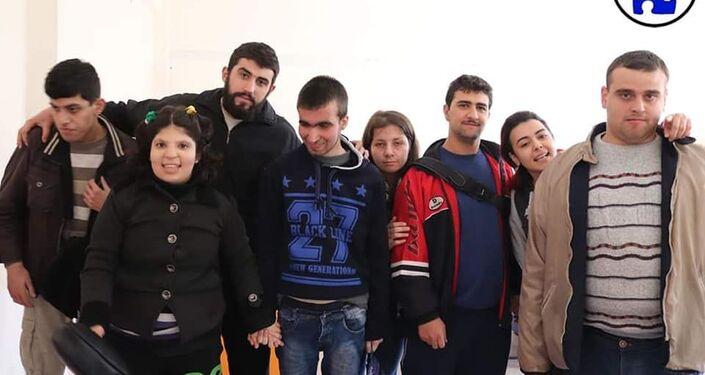 الجمعية السورية للتوحد