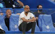 بيب غوارديولا مدرب فريق مانشستر سيتي الإنجليزي