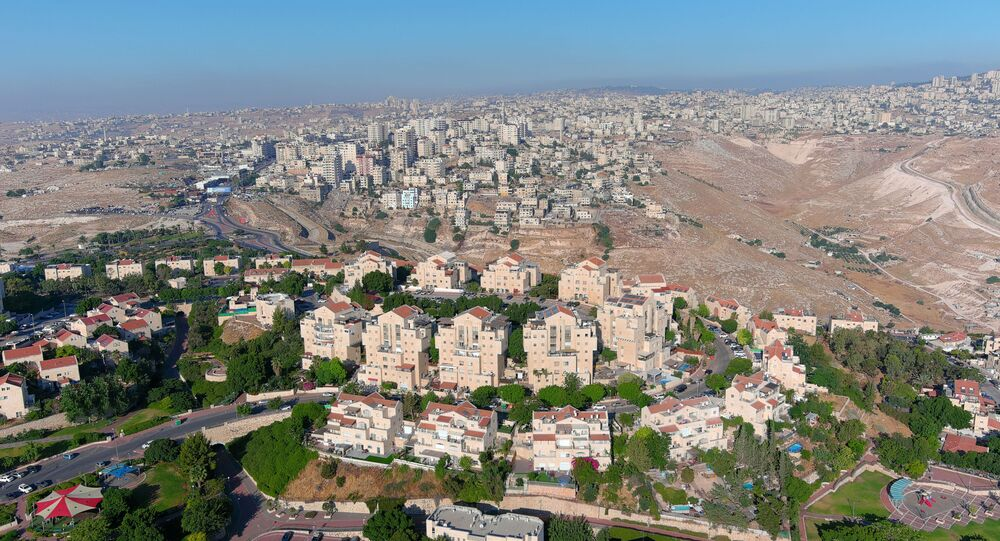 مستوطنة معال أدوميم، المستوطنات، الضفة الغربية، 29 يونيو 2020