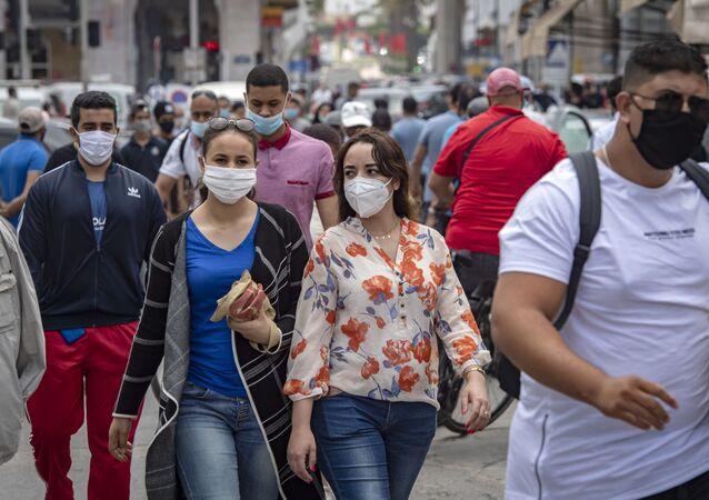 مدينة الرباط، المغرب، يونيو 2020