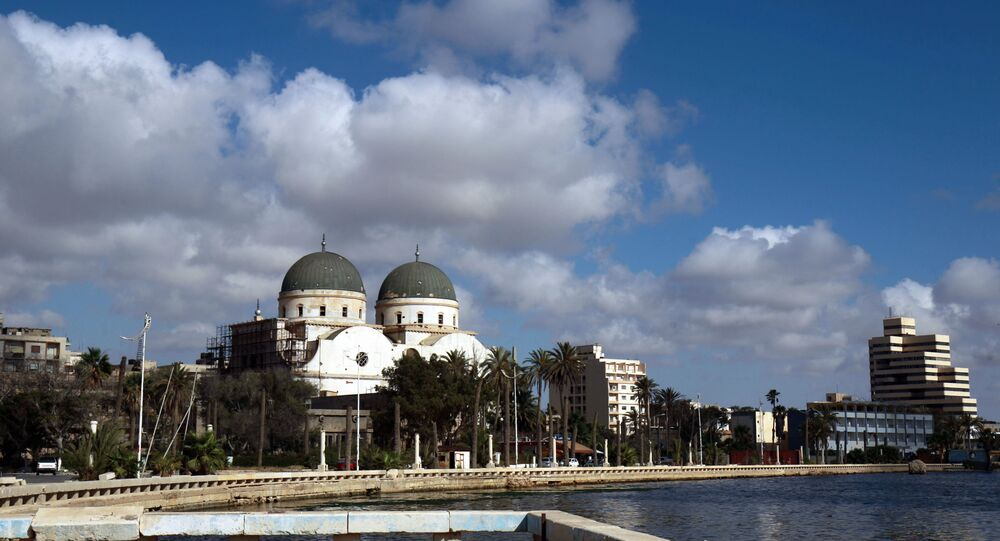 بنغازي، ليبيا يونيو 2020
