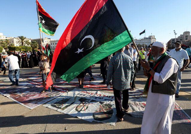 طرابلس، ليبيا يونيو 2020