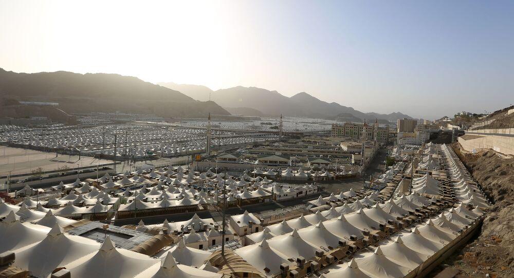 مكة، جبل عرفة، المملكة العربية السعودية يونيو 2020