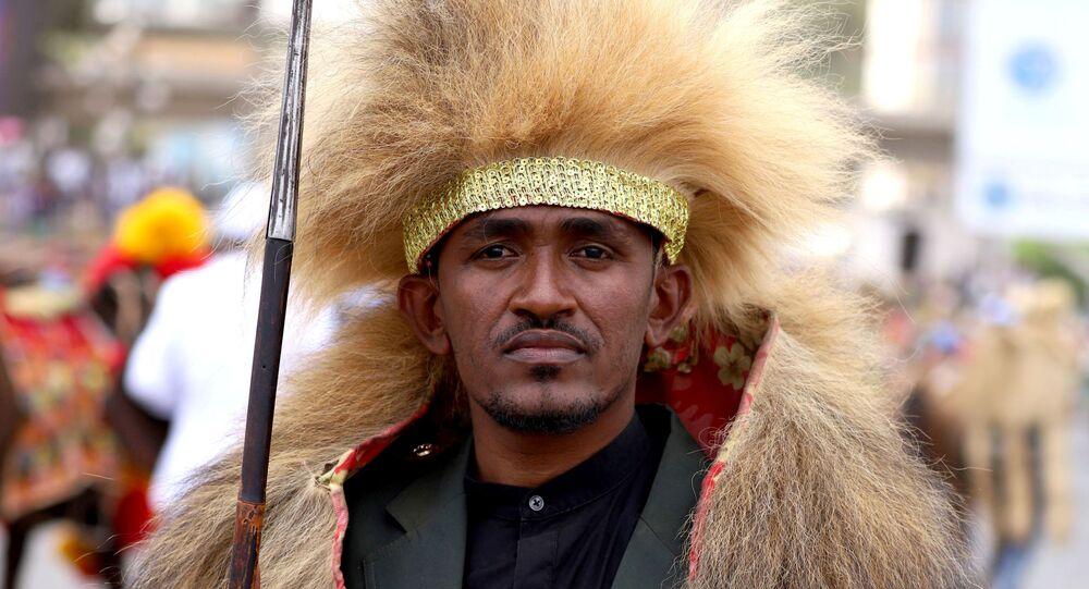 المغني الإثيوبي هاكالو هونديسا