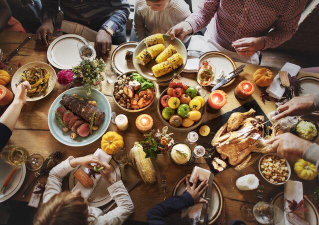 عشاء عيد الشكر