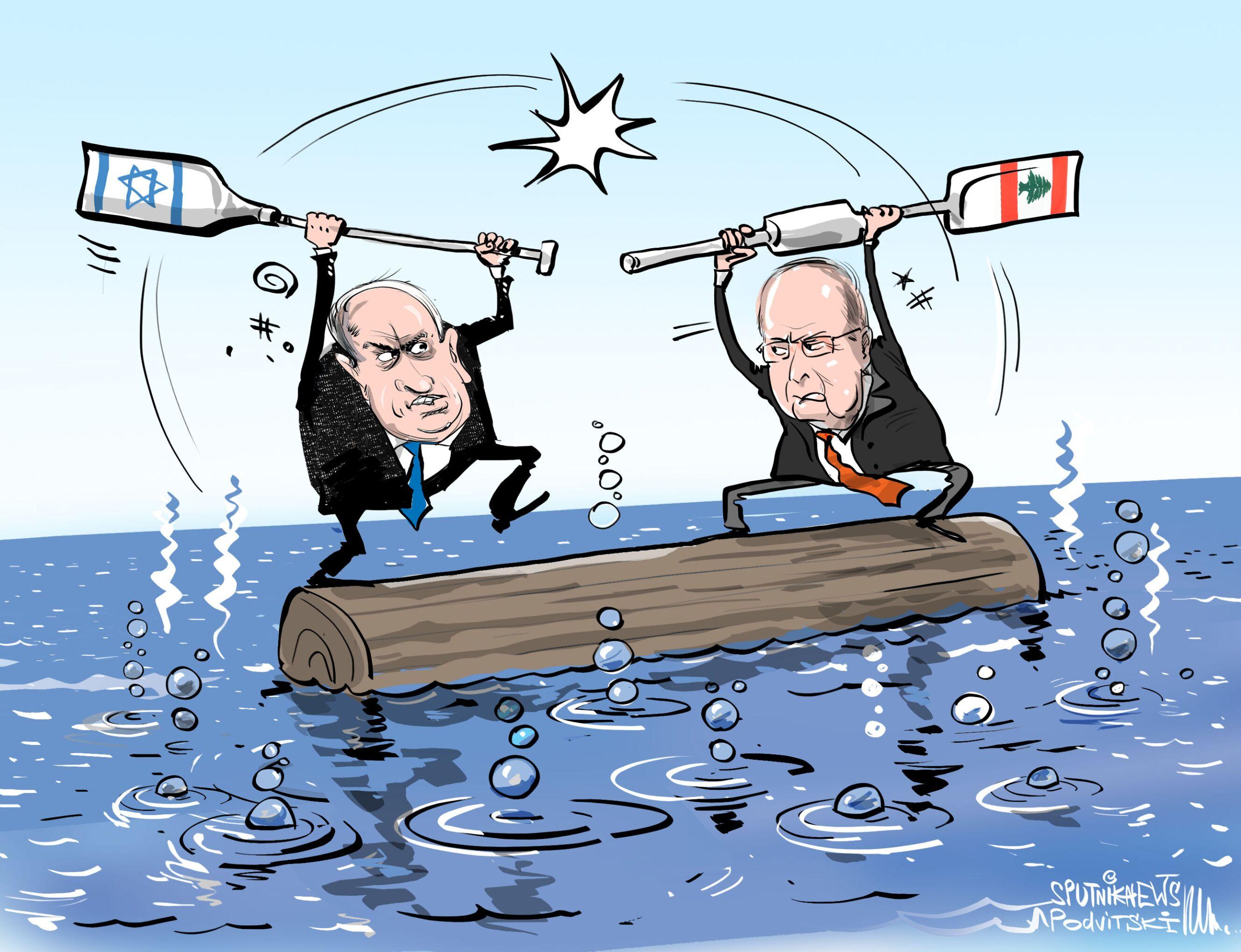 تنقيب إسرائيل عن الغاز... إعلان حرب أم محاولة لجر لبنان لمفاوضات جديدة؟