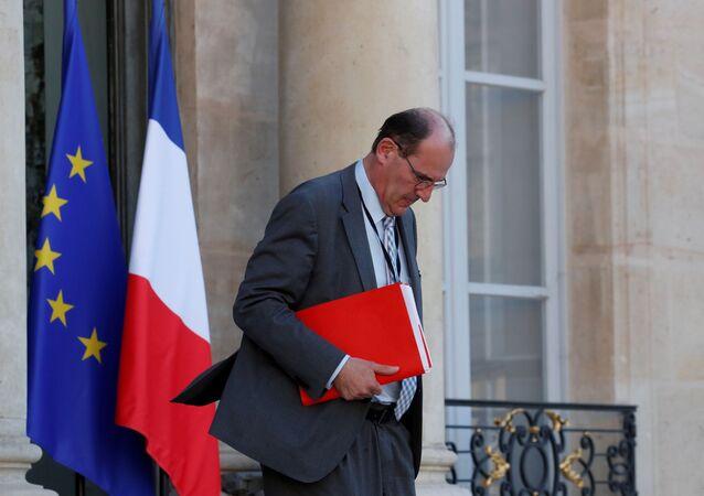 جان كاستيكس في منصب رئيس الوزراء، فرنسا مايو 2020
