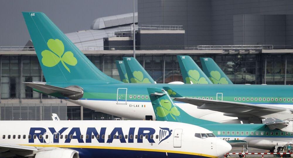 مطار دبلن الدولي