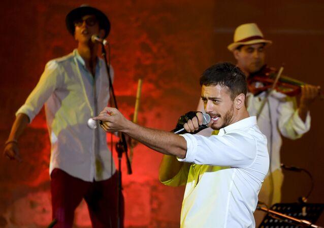 المطرب المغربي سعد لمجرد