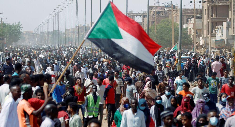 الخرطوم، السودان يونيو2020