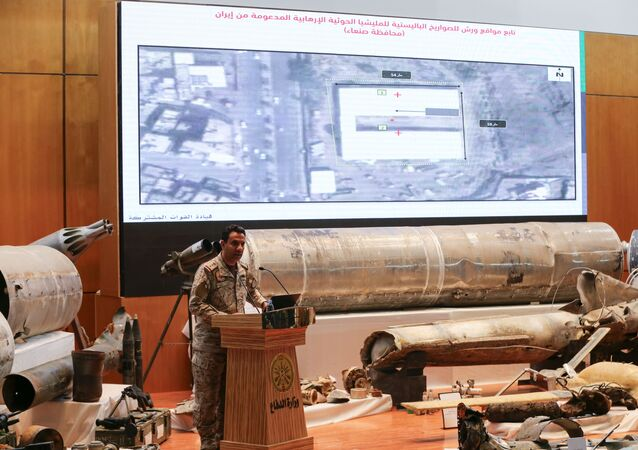 المتحدث الرسمي باسم التحالف العربي العسودي تركي بن صالح المالكي، السعودية 2 يوليو 2020