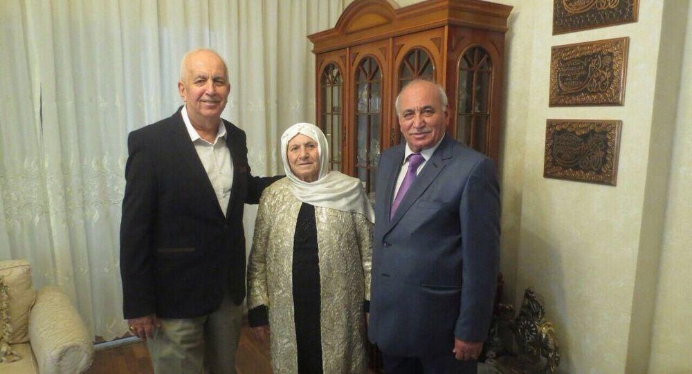 الابن الأكبر للرئيس الأسبق للعراق، عبد الرحمن عارف الجميلي