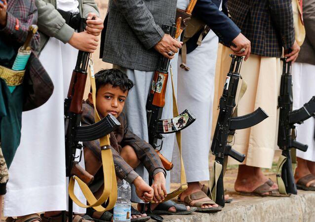 جماعة أنصار الله، الحوثيون، اليمن 6 يوليو 2020