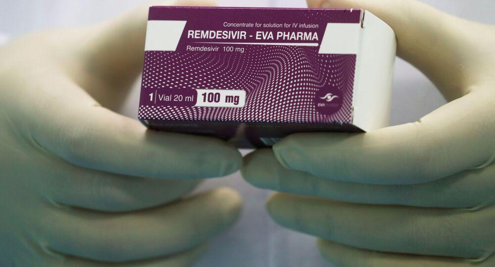 دواء ريمديسيفير ضد كورونا، القاهرة، مصر يونيو 2020