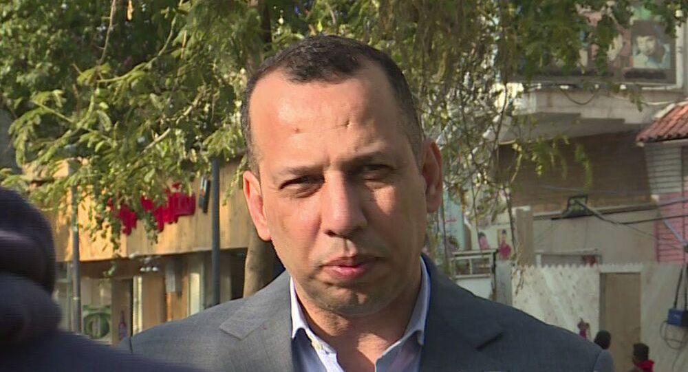 الخبير الأمني في العراق هشام الهاشمي